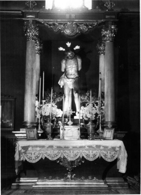 En 1953 se inaugura la Capilla dedicada a nuestro Titular ubicada en la iglesia de San Isidoro.