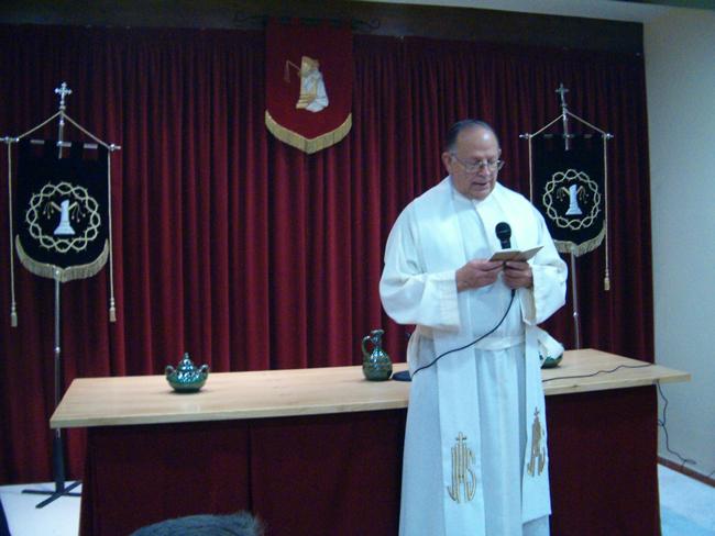 El día 27 de mayo del 2005, se bendice la reformada Casa de Hermandad de nuestra cofradía, donde en medio de una sencilla ceremonia celebrada por nuestro Capellán, se bendijeron las instalaciones.