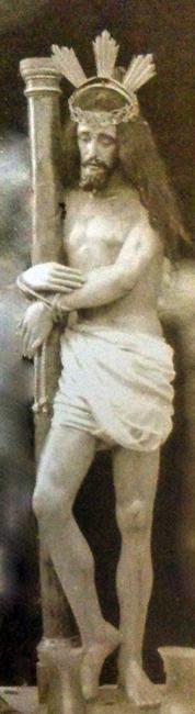 en 1930 se le baja la mano alzada en una intervención realizada en la Escuela de Artes y Oficios por el maestro Francisco Tejada Gómez.